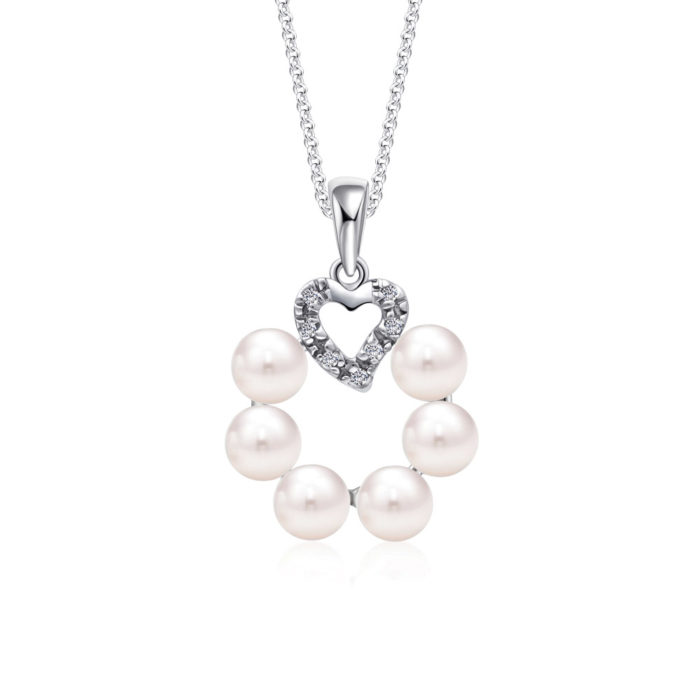 You Complete Me Pearl Pendant