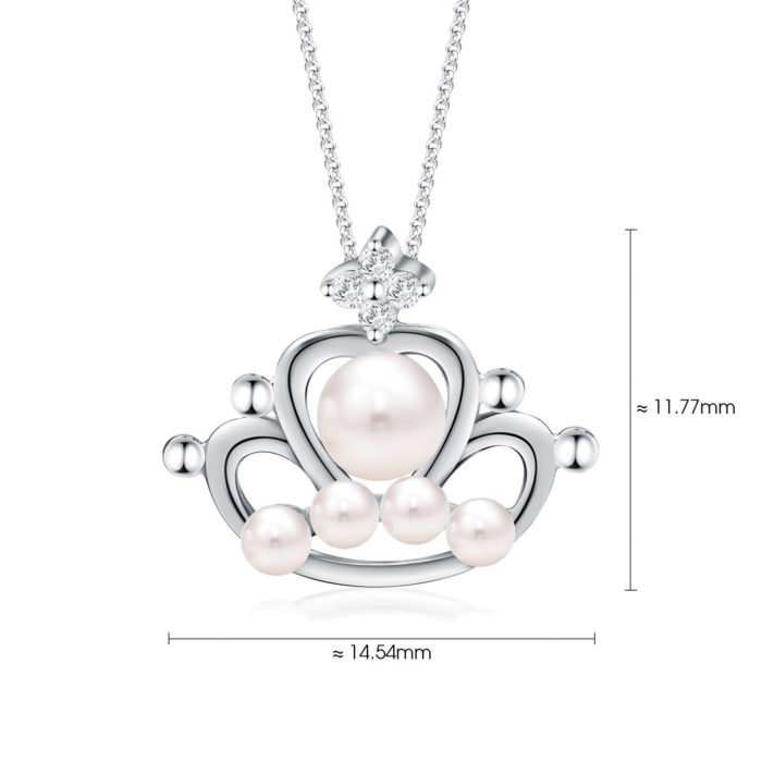 The Queen Pearl Pendant