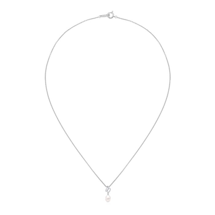 Entwined Pearl Pendant