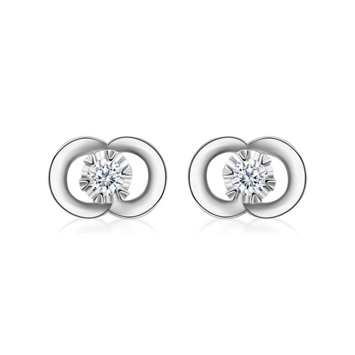 Amyee Diamond Earrings
