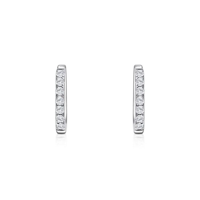 Orion Spark Diamond Earrings