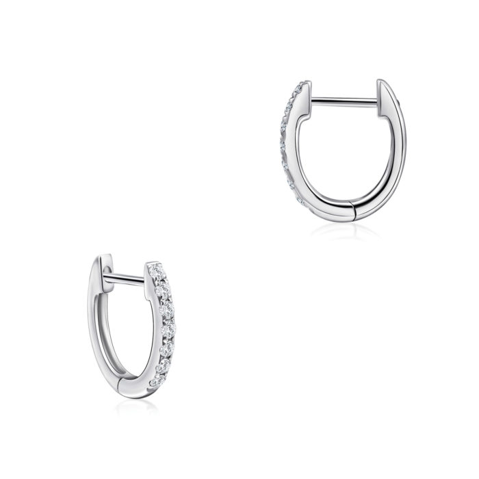 Orion Spark Diamond Earrings
