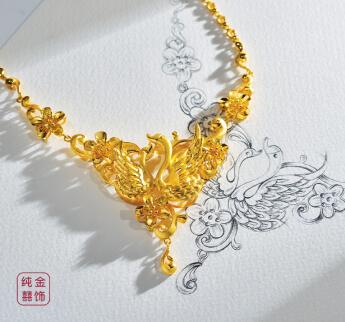 Bridal Jewellery, Si Dian Jin