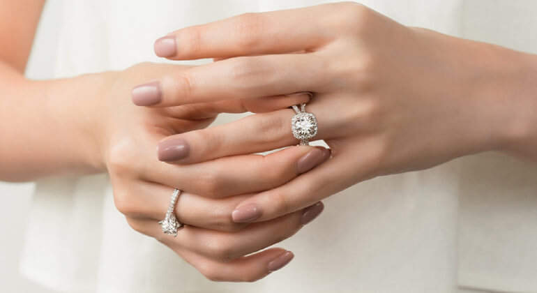 Diamond Rings Online, Affordable Jewellery