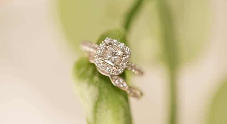 Diamond Ring, Wedding Jewellery