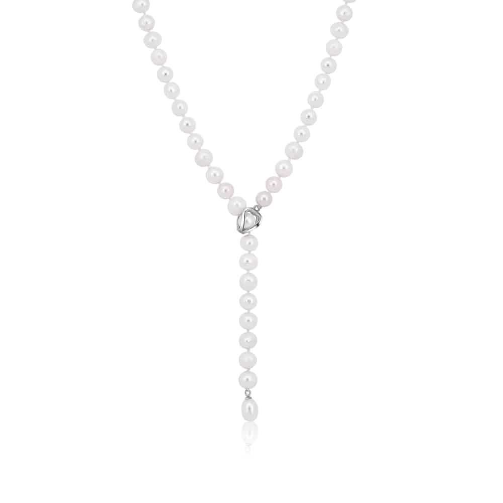 Multi-Way Freshwater Pearl Necklace