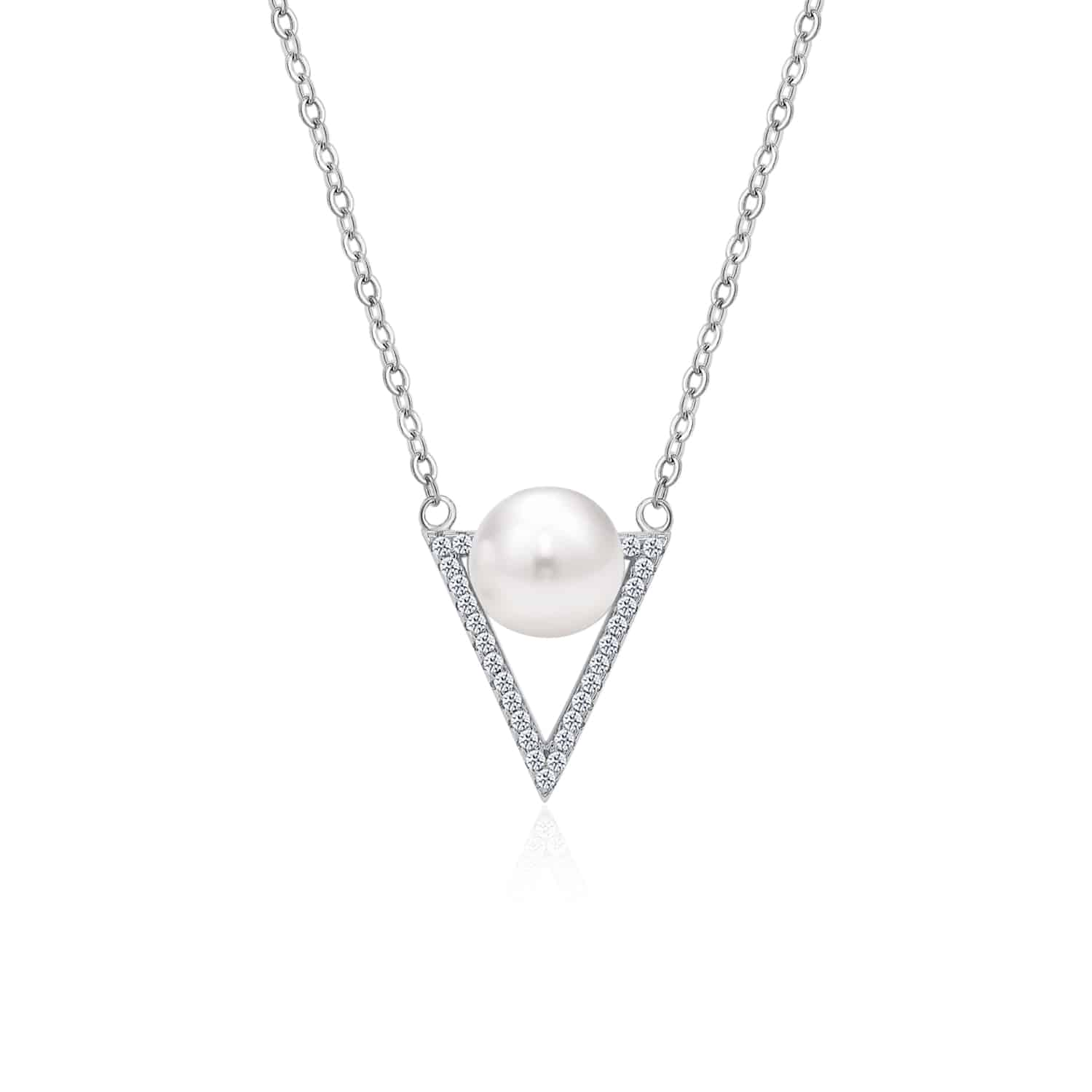 Shandy Pearl Necklace
