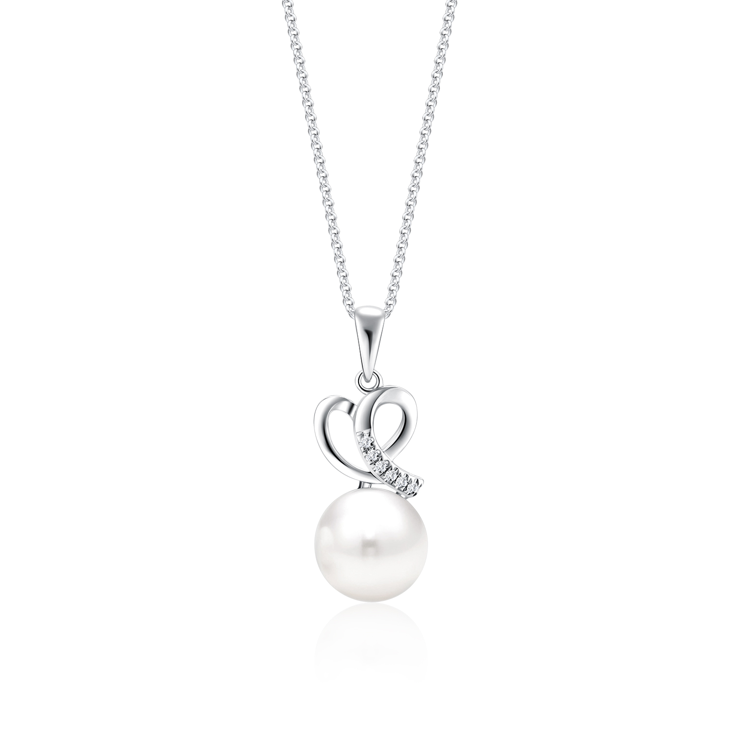 Pearl-fectly in Love Pendant